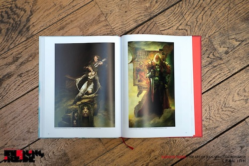 artbook burnig inside cfsl