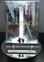 artbook couverture art matrix